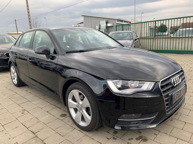 Audi Audi A3 III 1.4 TFSI 125ch Ambition Luxe S tronic 7