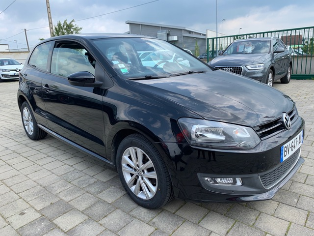 Volkswagen Volkswagen Polo V 1.6 TDI 90ch série style 3p