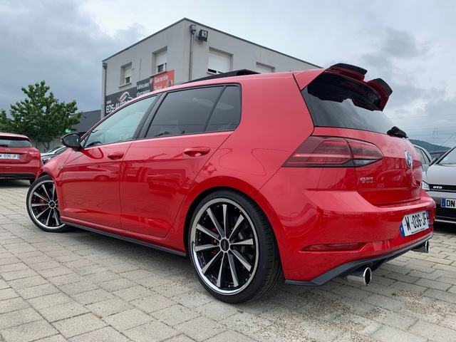Volkswagen Volkswagen Golf VII 2.0 TSI 245ch BlueMotion Technology GTI Performance DSG7 5p