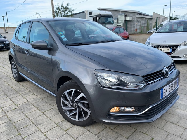 Volkswagen Volkswagen Polo 1.2 TSI 16V 90cv bluemotion match