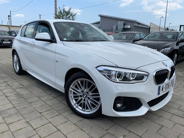 BMW BMW Série 1 II (F21/F20) 118d xDrive 150ch M Sport 5p