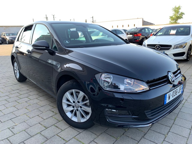 Volkswagen Volkswagen Golf VII 1.4 TSI 125ch BlueMotion Technology Match DSG7 5p
