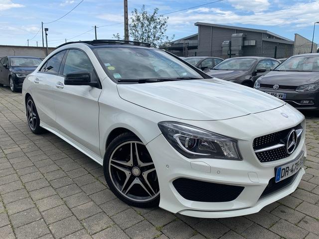 Mercedes-Benz Mercedes-Benz CLA I (C117) 200 CDI Fascination 7G-DCT