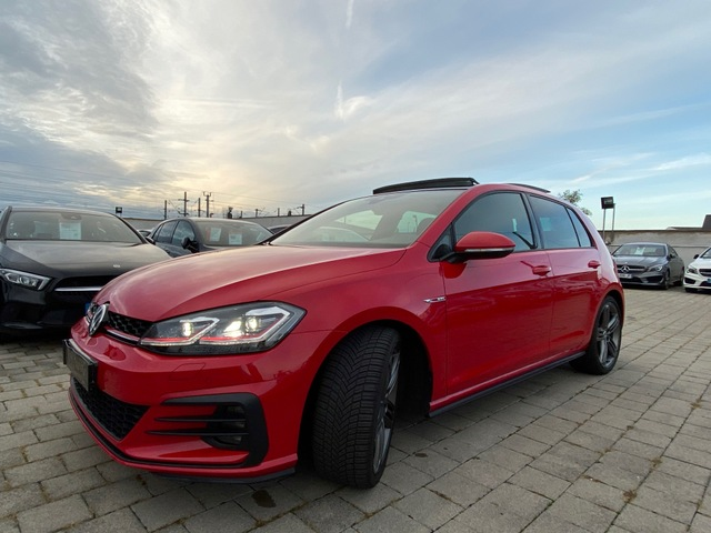 Volkswagen Volkswagen Golf VII 2.0 TSI 230ch BlueMotion Technology GTI Performance DSG6 3p