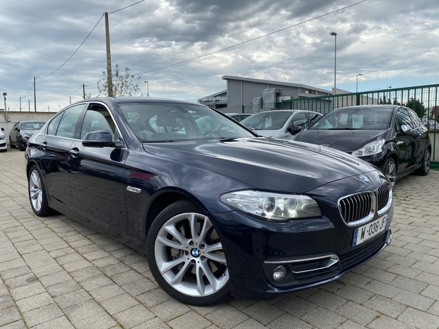 BMW BMW Série 5 V (F10) 535dA xDrive 313ch Luxury