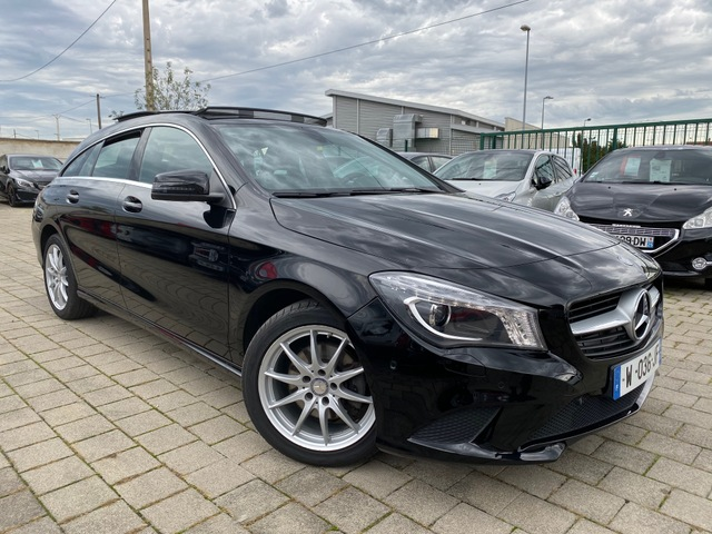 Mercedes-Benz Mercedes-Benz CLA Shooting Brake  200 CDI Sensation 7G-DCT