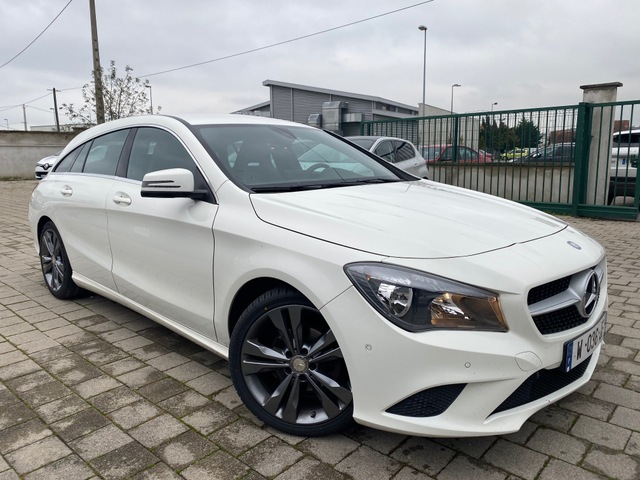Mercedes-Benz Mercedes-Benz CLA Shooting Brake  200 d Business 7G-DCT