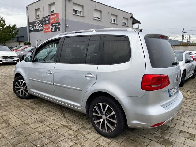 Volkswagen Volkswagen Touran II 2.0 TDI 140 FAP Confortline Business