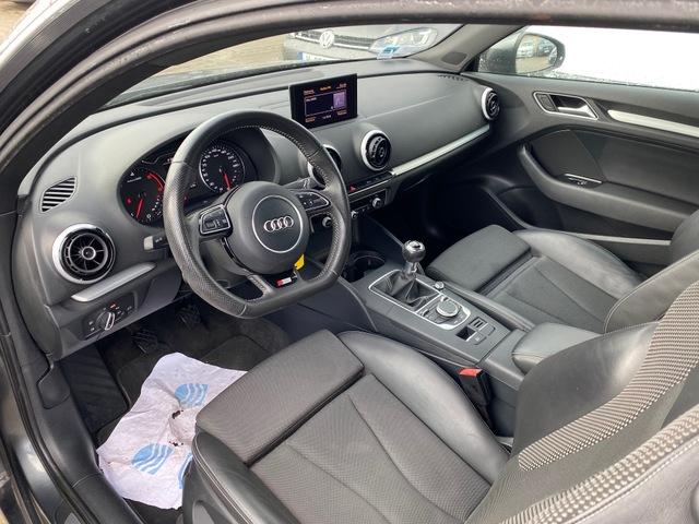 Audi Audi A3 III 2.0 TDI 150ch FAP S Line quattro