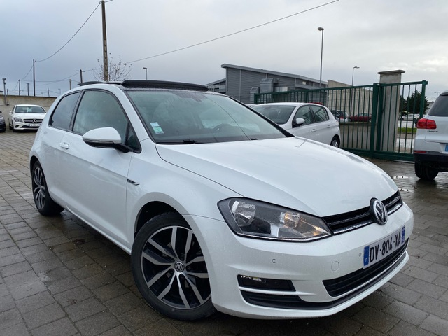 Volkswagen Volkswagen Golf VII 2.0 TDI 150ch BlueMotion Technology FAP Lounge 5p