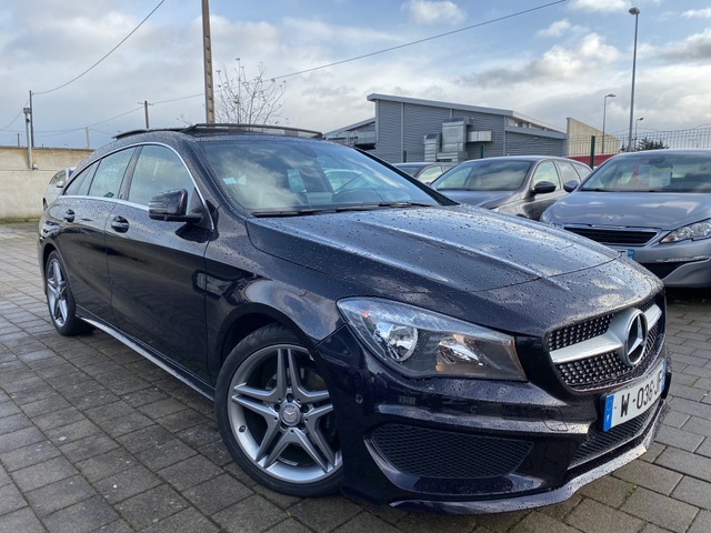 Mercedes-Benz Mercedes-Benz CLA Shooting Brake  220 d Fascination 7G-DCT