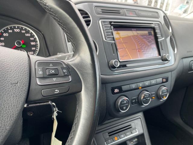 Volkswagen Volkswagen Tiguan  2.0 TDI 140 FAP BlueMotion Technology Carat 4Motion DSG7