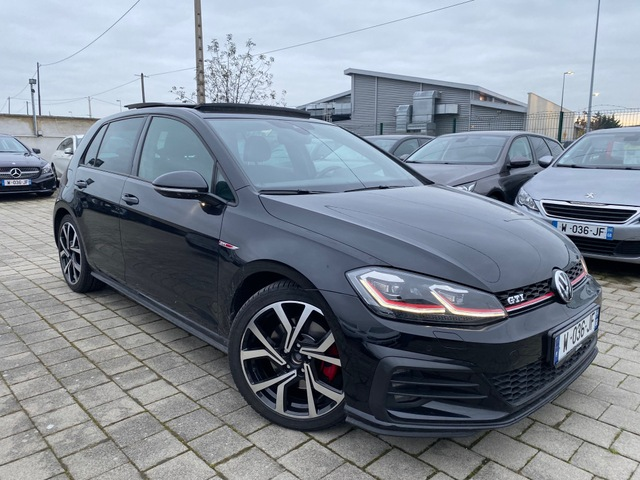 Volkswagen Volkswagen Golf VII 2.0 TSI 230ch BlueMotion Technology GTI Performance DSG6 5p
