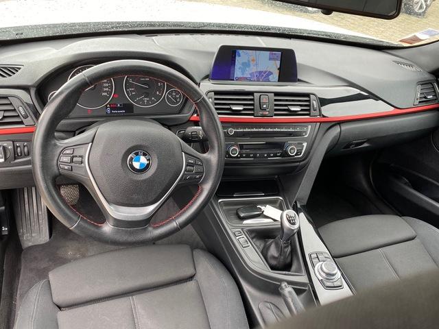 BMW BMW Série 3 VI (F30) 318d 143ch M Sport