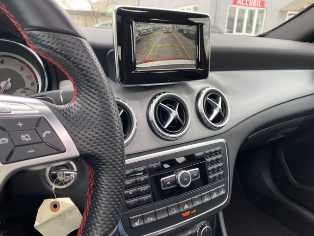 Mercedes-Benz Mercedes-Benz Classe GLA I (X156) 220 CDI Fascination 4Matic 7G-DCT