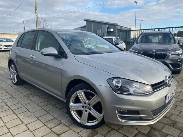 Volkswagen Volkswagen Golf VII 1.6 TDI 110 FAP BlueMotion Technology Carat 5p