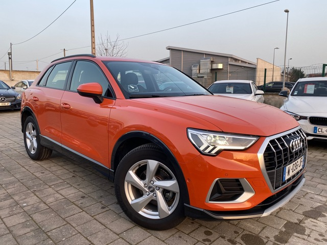 Audi Audi Q3 35 1.5 TFSI 150ch Orange Pulse Design Stronic7