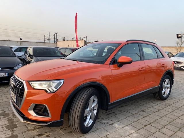 Audi Audi Q3 35 1.5 TFSI 150ch Orange Pulse Design Stronic7