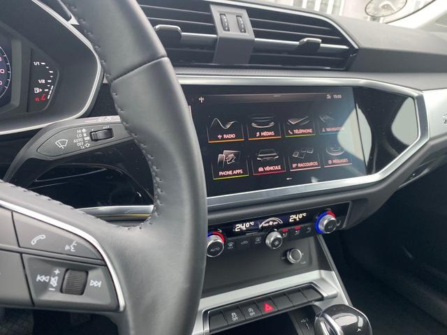 Audi Audi Q3 III 35 2.0 TDI 150ch Advanced S tronic7