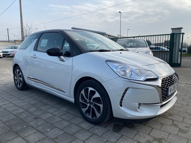 Citroën Citroën DS3 DS3 1.6 Blue Hdi 100ch STYLE