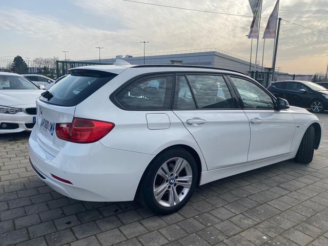 BMW BMW Série 3 (F31) touring 318d 143 sport