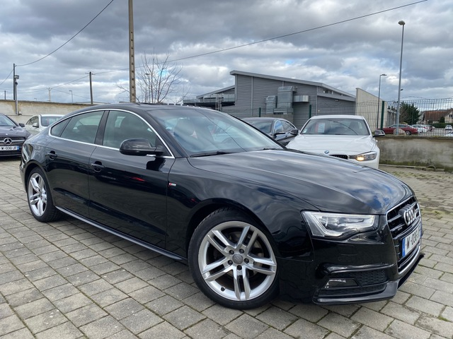 Audi Audi A5  2.0 TDI 190 clean diesel Euro6 Ambition Luxe quattro S tronic 7
