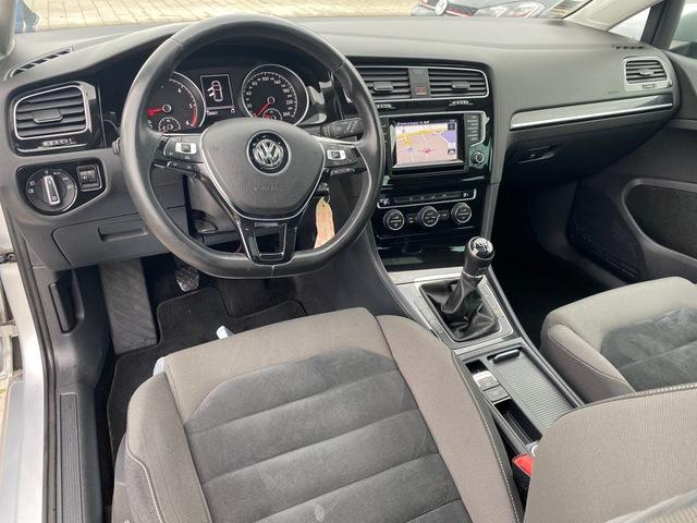 Volkswagen Volkswagen Golf VII 2.0 TDI 150ch BlueMotion Technology FAP Carat 5p