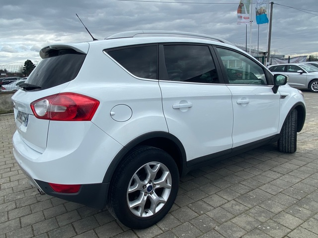 Ford Ford Kuga  2.0 TDCi 140ch FAP Trend 4x4
