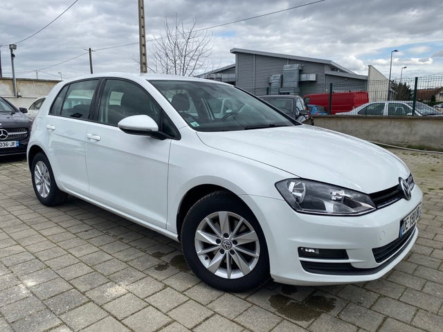 Volkswagen Volkswagen Golf VII 1.6 TDI 105 FAP BlueMotion Technology Confortline Business 5p