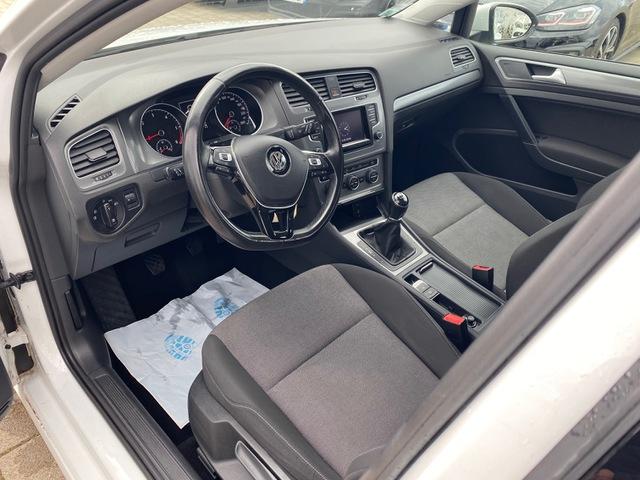 Volkswagen Volkswagen Golf VII 1.6 TDI 105 FAP BlueMotion Technology Confortline Business 5p