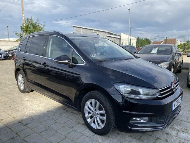Volkswagen Volkswagen Touran III 2.0 TDI 150ch BlueMotion Technology FAP Carat 7 places