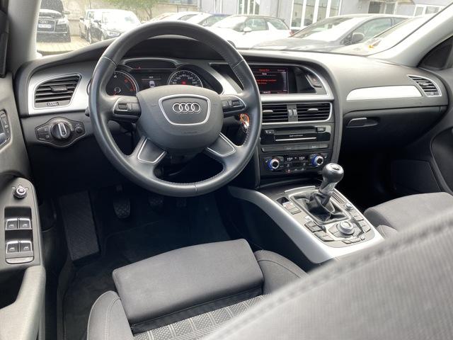 Audi Audi A4 V (B9) 2.0 TDI 150ch ultra Business line