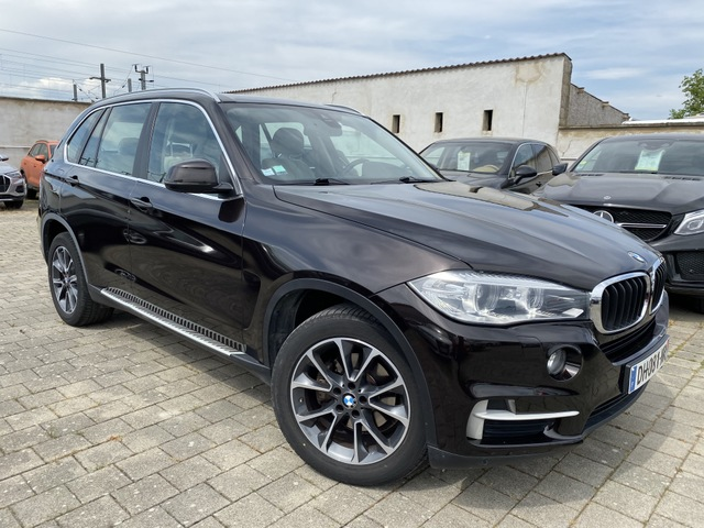 BMW BMW X5 III (F15) xDrive30dA 258ch Lounge Plus