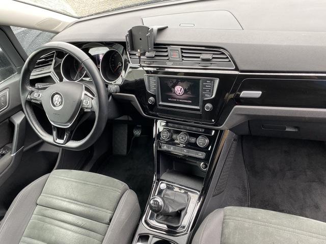 Volkswagen Volkswagen Touran III 2.0 TDI 150ch BlueMotion Technology FAP Carat 7 places