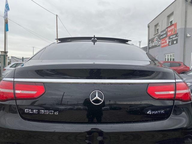 Mercedes-Benz Mercedes-Benz Gle  350 d 258ch Fascination 4Matic 9G-Tronic