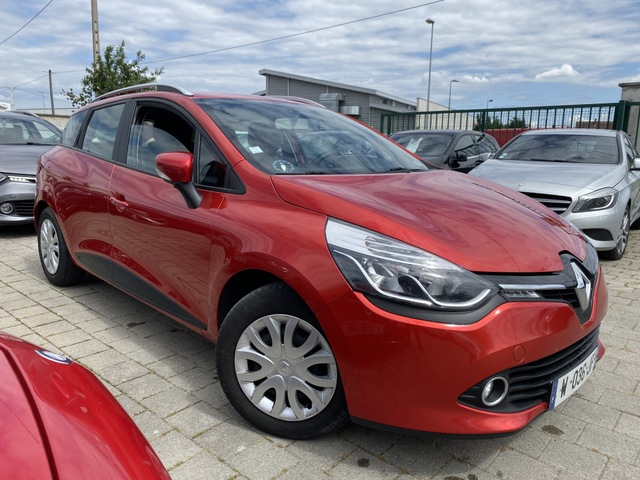Renault Renault Clio IV (B98) 1.5 dCi 75ch Life eco²