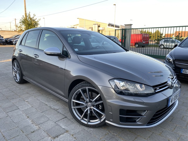Volkswagen Volkswagen Golf VII 2.0 TSI 300 BlueMotion Technology R 4Motion DSG6 5p