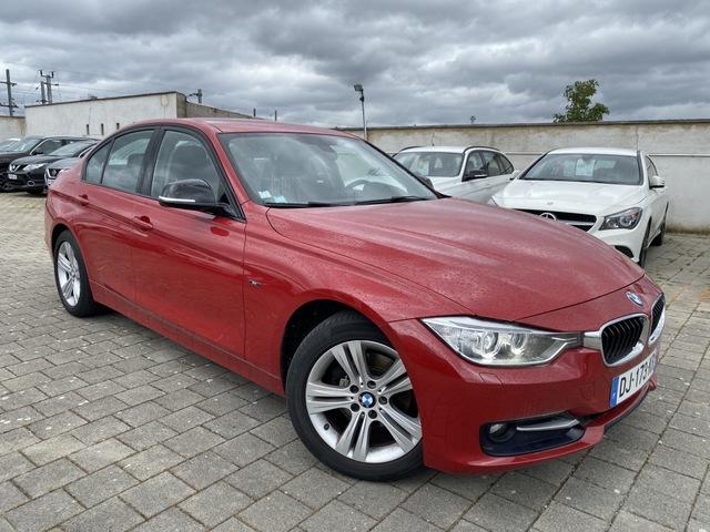 BMW BMW Série 3 VI (F30) 318d 143ch Sport