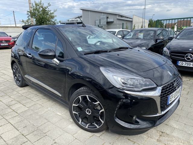 DS DS Ds 3 Cabrio Cabriolet 1.6 THP 16v S&S 165 cv