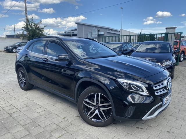 Mercedes-Benz Mercedes-Benz Classe GLA I (X156) 200 d Sensation 7G-DCT