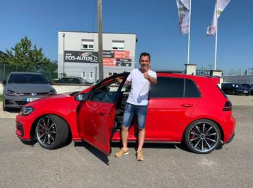 Livraison de cette sublime GOLF7 GTI PERFORMANCE Full options !