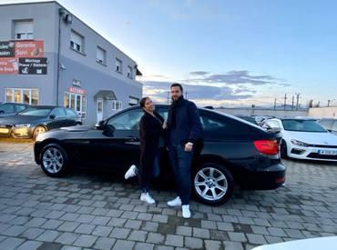 Livraison - BMW 320 GRAN TURISMO