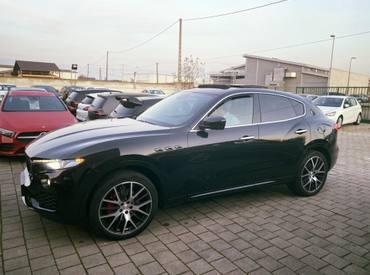 Livraison - Maserati Levante