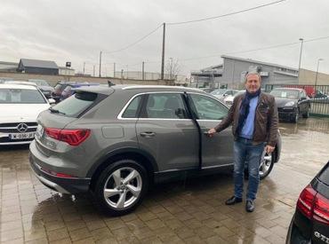Livraison Audi Q3 - 2019 !